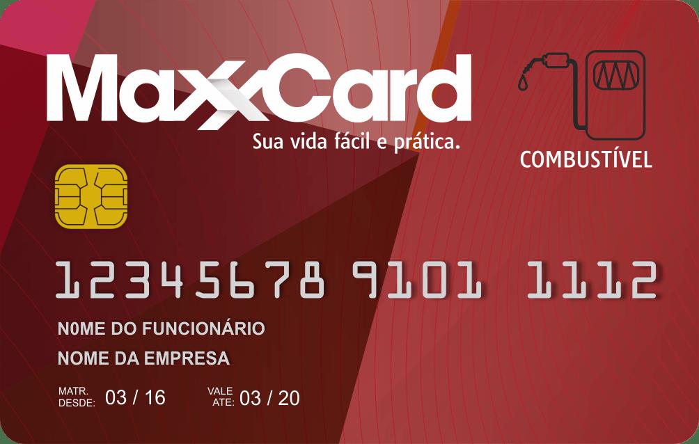maxxcard cartão - combustível maxxcard